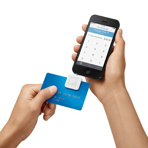 Square Reader For iPhone iPad And Android With $10 Rebate Credit Card Terminal A