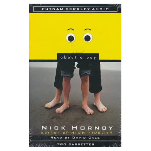 Image 0 of About A Boy By Nick Hornby On Audio Cassette