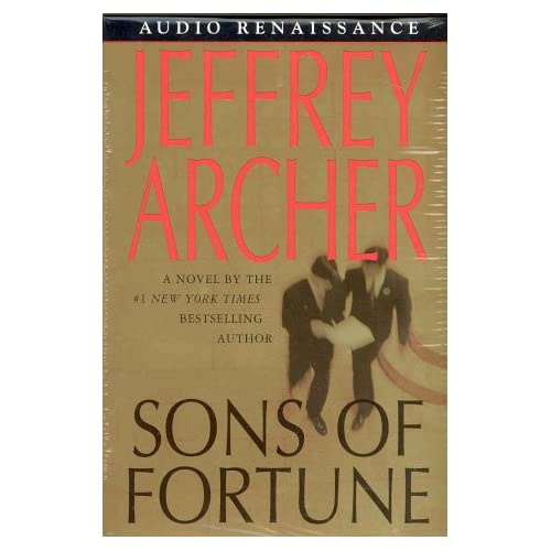 Image 0 of Sons Of Fortune By Archer Jeffrey Michael Paul Reader On Audio Cassette