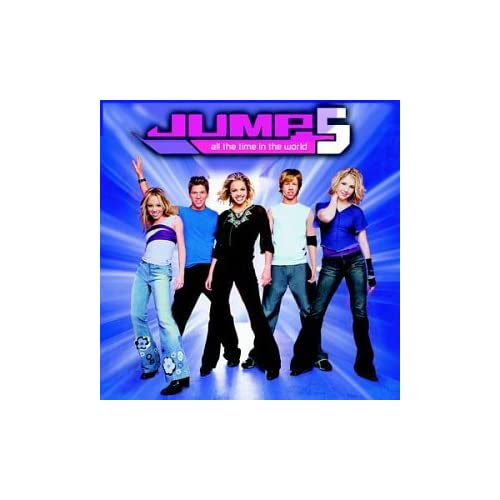 Image 0 of All The Time In The World By JUMP5 Performer On Audio CD Album 2002