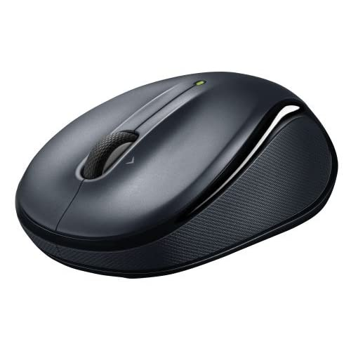 Image 0 of Logitech Wireless Mouse M325 With Designed-For-Web Scrolling Dark Silver
