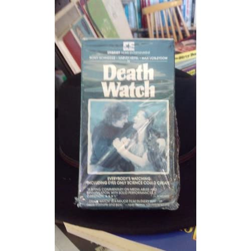 Image 0 of Death Watch On VHS With Harvey Keitel