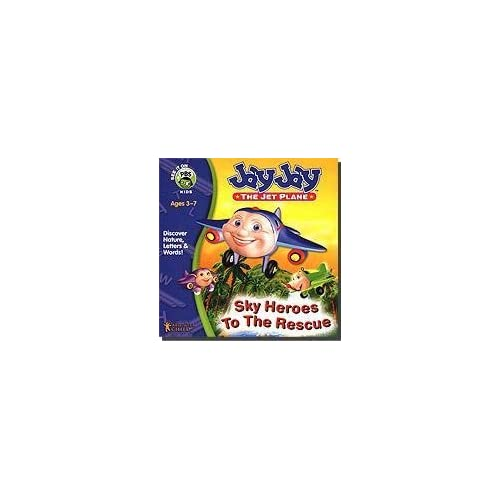 Jay Jay The Jet Plane: Sky Heroes To The Rescue Software