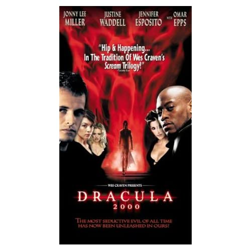 Dracula 2000 On VHS With Gerard Butler