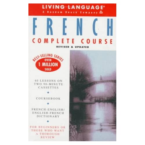 Image 0 of Basic French: Cassette/book Package Ll Complete Basic Courses By Living Language