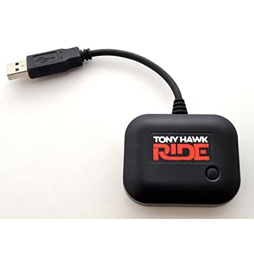 Image 0 of PS3 Tony Hawk Ride Or Shred USB Receiver Dongle For PlayStation 3 Black Wireless