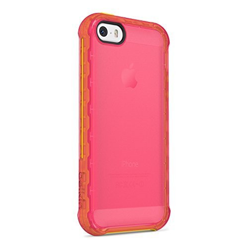 Belkin Air Protect Grip Extreme Protective Case For iPhone 5 5S SE Paparazzi Pin