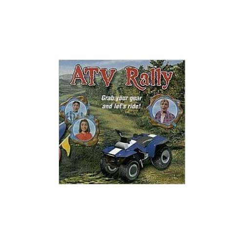 ATV Rally: Grab Your Gear And Let's Ride Software