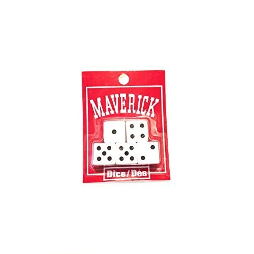 Image 0 of Maverick Game Dice Toy Multi-Color Set