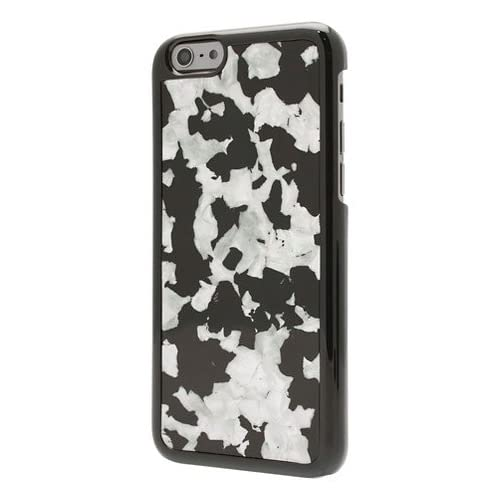 Image 0 of End Scene Black With Shinning Inlay Case Cover For iPhone 6 6S