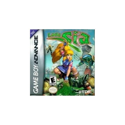 Image 0 of Lady Sia For GBA Gameboy Advance RPG