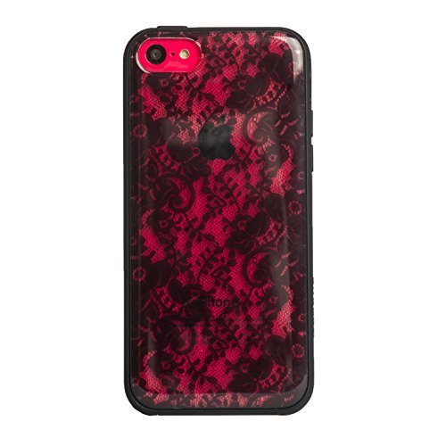 Agent 18 iPhone 5C Shockslim Julia Lace Case Cover