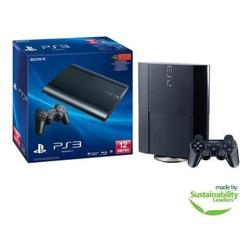 Image 0 of Sony PlayStation PS3 Super Slim 12GB