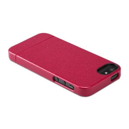 Image 3 of Incase Crystal Slider Case For iPhone 5 5S SE Raspberry Cover Red