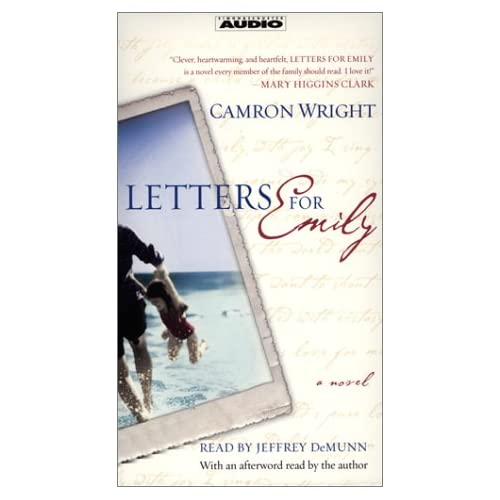 Image 0 of Letters For Emily On Audio Cassette