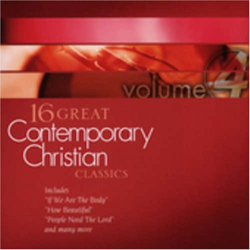 16 Great Contemporary Vol 4 By Various On Audio CD Album 2005
