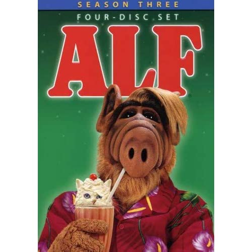 Image 0 of Alf: Season 3 DVD On DVD With Paul Fusco Comedy