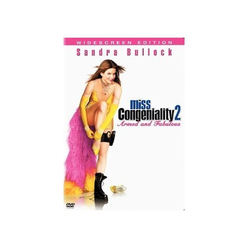 Image 0 of Miss Congeniality 2: Armed And Fabulous Widescreen Edition On DVD with