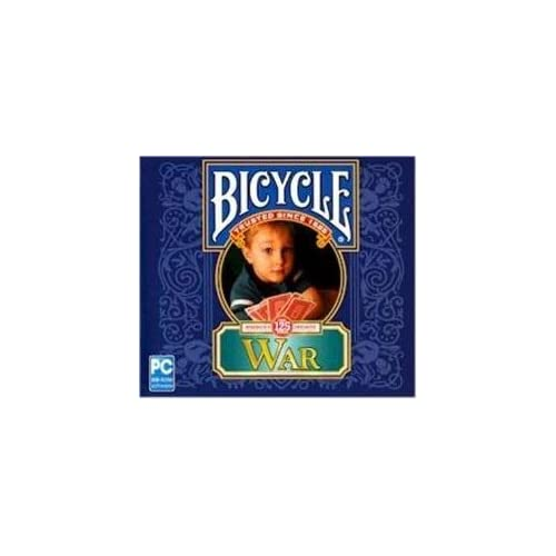 Image 0 of Encore Bicyclewar Bicycle Cards War Software
