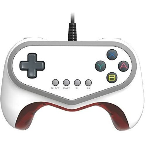 Hori Pokken Tournament Pro Pad Limited Edition Controller For For Wii U White WI