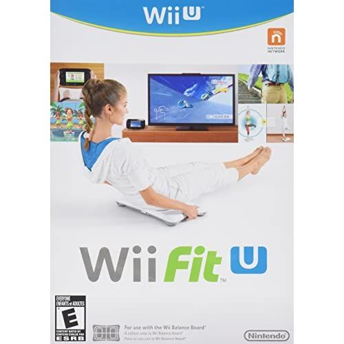 Image 0 of Wii Fit U Software Only