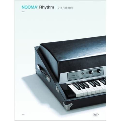 Image 0 of Nooma: Rhythm On DVD With Robert Bell Case Cover