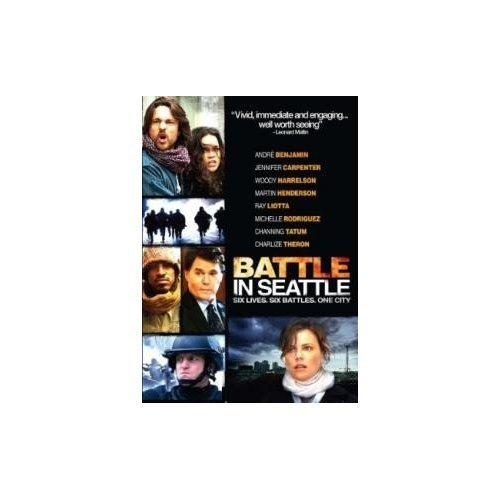 Image 0 of Battle In Seattle Blockbuster Exclusive On DVD