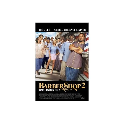 Image 0 of Barbershop 2: Back In Business 2004 On DVD