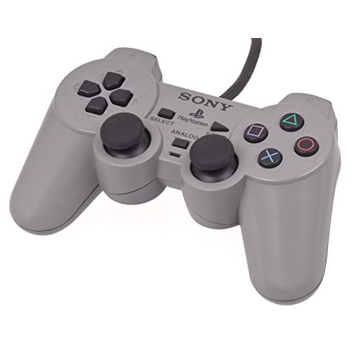 Sony PlayStation Dualshock Controller Gray