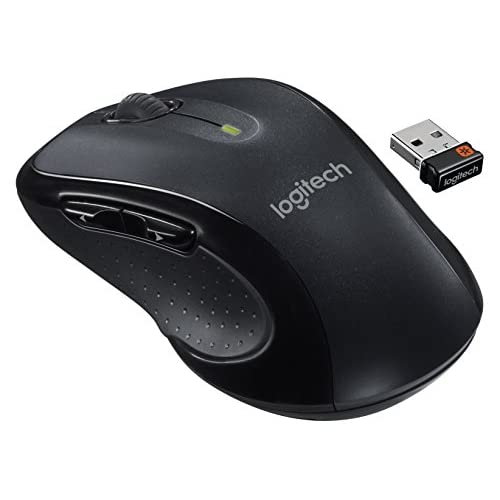 Image 0 of Logitech M510 Wireless Mouse Black With Unifying Receiver