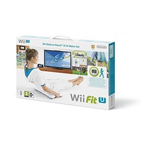 Image 0 of Wii Fit U Board Game And Pedometer Kit