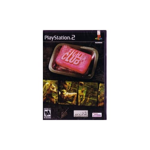 Image 0 of Fight Club For PlayStation 2 PS2 Fighting
