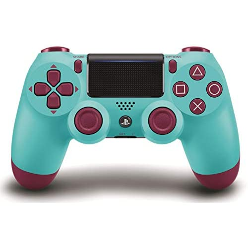 Dualshock 4 Wireless Controller For PlayStation 4 Berry Blue For PlayStation 4 P