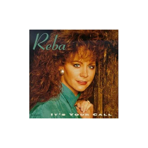 Image 0 of Its Your Call By Reba Mcentire On Audio Cassette