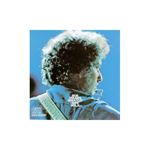 Image 0 of Bob Dylan's Greatest Hits Vol II By Bob Dylan On Audio CD Album 1990