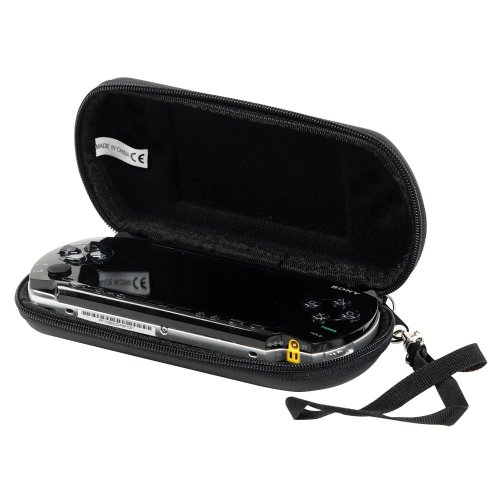 Image 0 of Durable Rubber Travel Case For PSP UMD SOH025