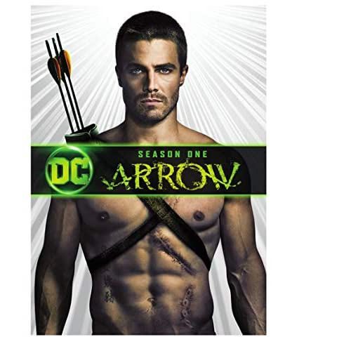 Image 0 of Arrow: Season 1 On DVD With Stephen Amell