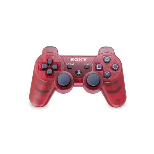 Image 0 of Sony OEM Dualshock 3 Wireless Controller Crimson Red For PlayStation 3 PS3
