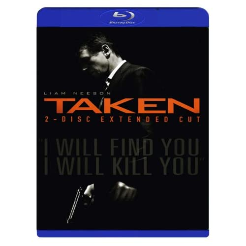 Image 0 of Taken Two-Disc Extended Cut Blu-Ray On Blu-Ray With Liam Neeson 2