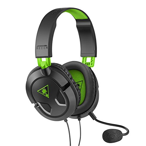 Image 0 of Turtle Beach Ear Force Recon 50X Stereo Gaming Headset For Xbox One Microphone M