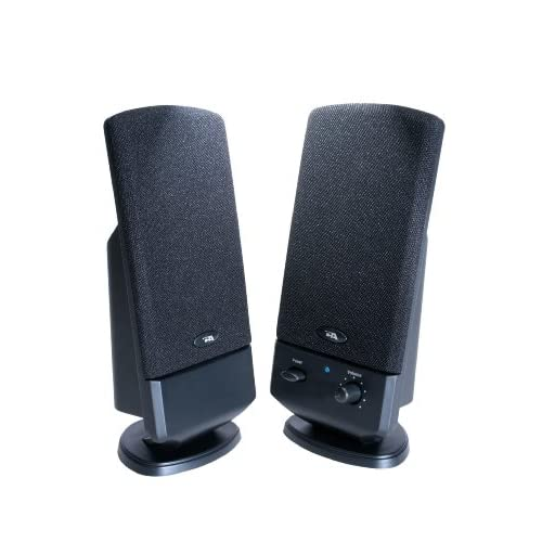 Image 0 of Cyber Acoustics 2 PC Desktop System CA-2002