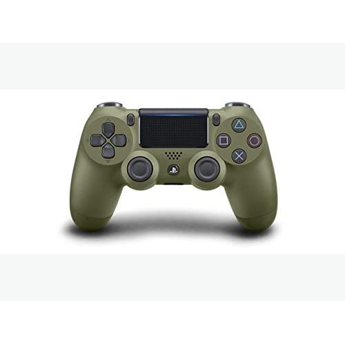 Image 0 of Army Green Call Of Duty Special Edition PS4 Controller For PlayStation 4 COD Gam