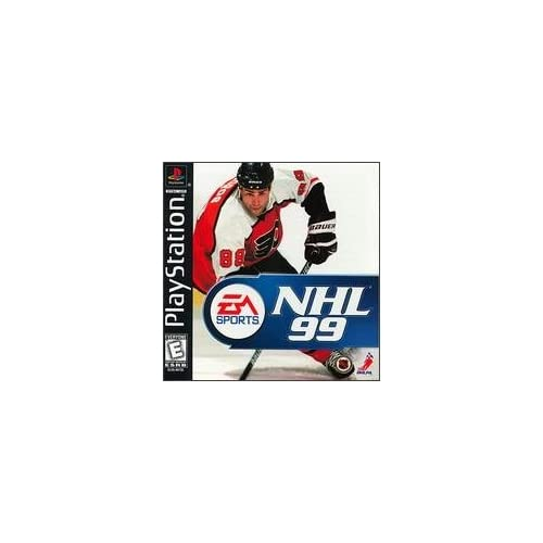 Image 0 of NHL 99 For PlayStation One For PlayStation 1 PS1 Hockey
