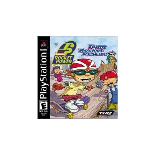 Image 0 of Rocket Power Team Rocket Rescue For PlayStation 1 PS1