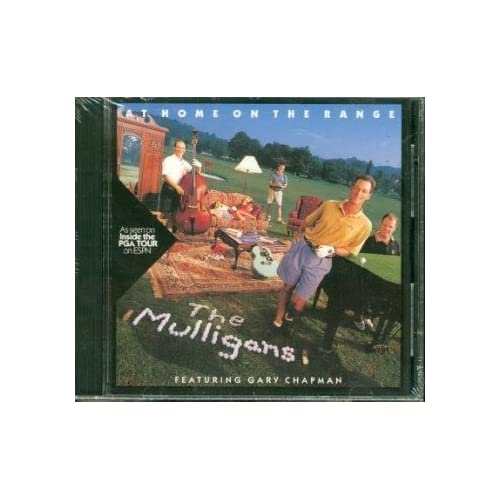 Image 0 of At Home On The Range By The Mulligans Performer On Audio CD Album
