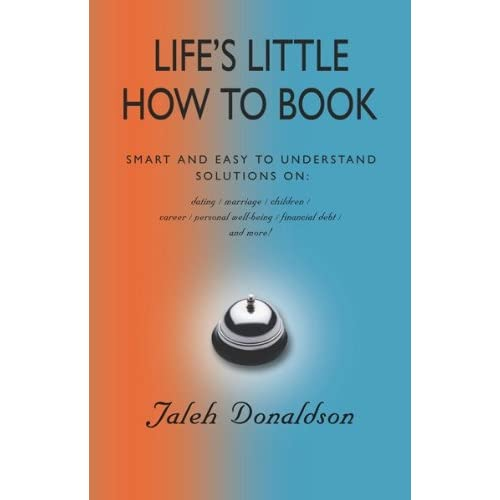 Life's Little How To Book By Donaldson Jaleh Paperback