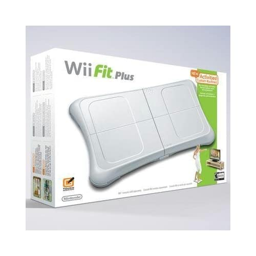 Image 0 of Wii Balance Board Board With Wii Fit