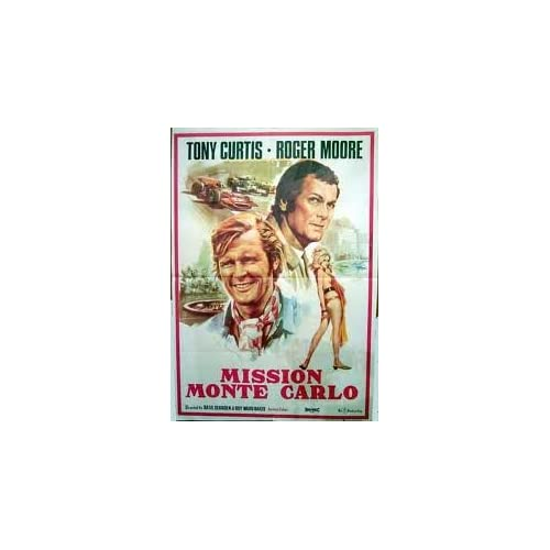 Image 0 of Mission: Monte Carlo 1974 On VHS