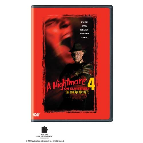 Image 0 of A Nightmare On Elm Street 4: The Dream Master On DVD with Robert Englund