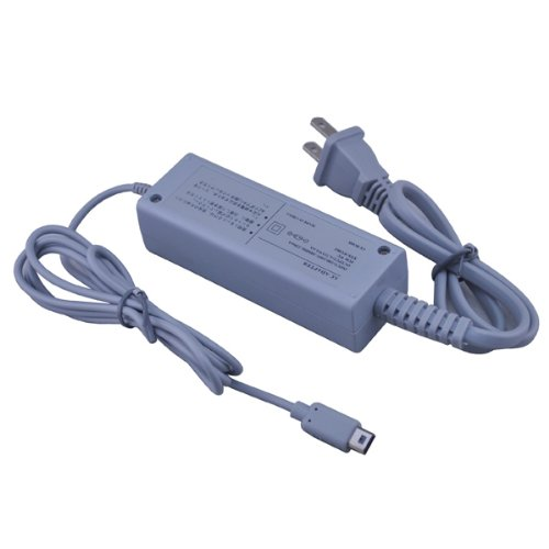 Wall ac adapter power charger for gamepad controller for wii u for Wii u tablet charger